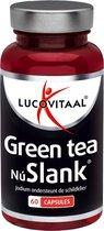 3x Lucovitaal NuSlank Green Tea 60 capsules