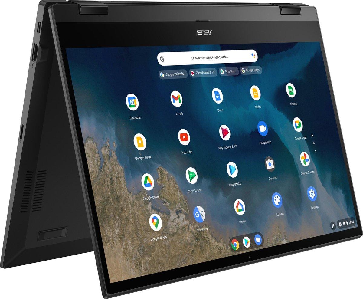 ASUS Chromebook Flip CM5500FDA-E60095 - Chromebook - 15 inch - AZERTY