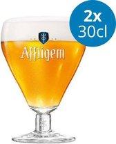 Affligem Bierglazen - Speciaalbier - Glas - 2 stuks