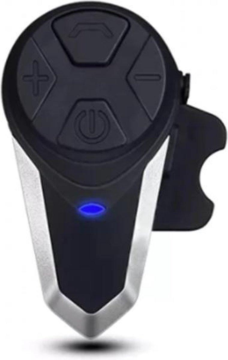 Motor communicatiesysteem - Motor headset - IPX7 waterdicht - FM radio - Bluetooth 3.0 - intercom 3