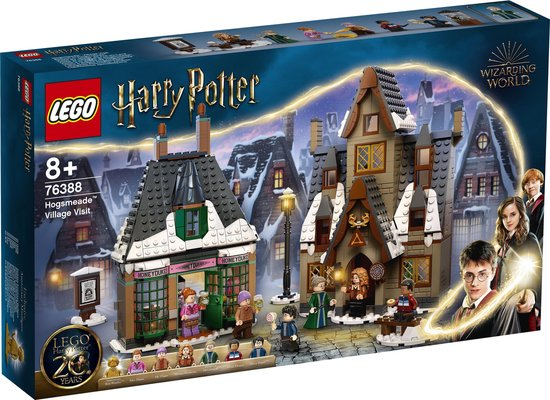 LEGO Harry Potter Zweinsveld Dorpsbezoek - 76388