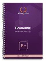 Athena Examenklaar - Economie VWO - Examenbundel met voorbeelden, stappenplannen en opdrachten