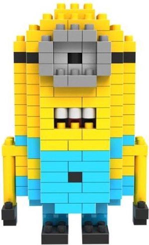 LNO minion Stuart miniblocks - 200 stuks - Disney's Minion