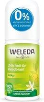 Weleda Citrus 24h Roll-On Deodorant - 50 ml - Natuurlijk
