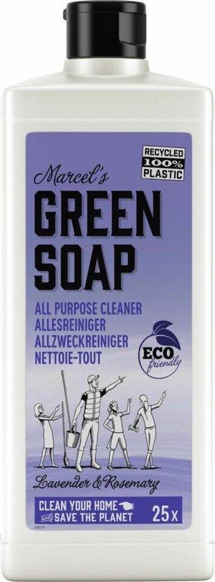 Marcel Green Soap allesreiniger Lavendel Kruidnagel