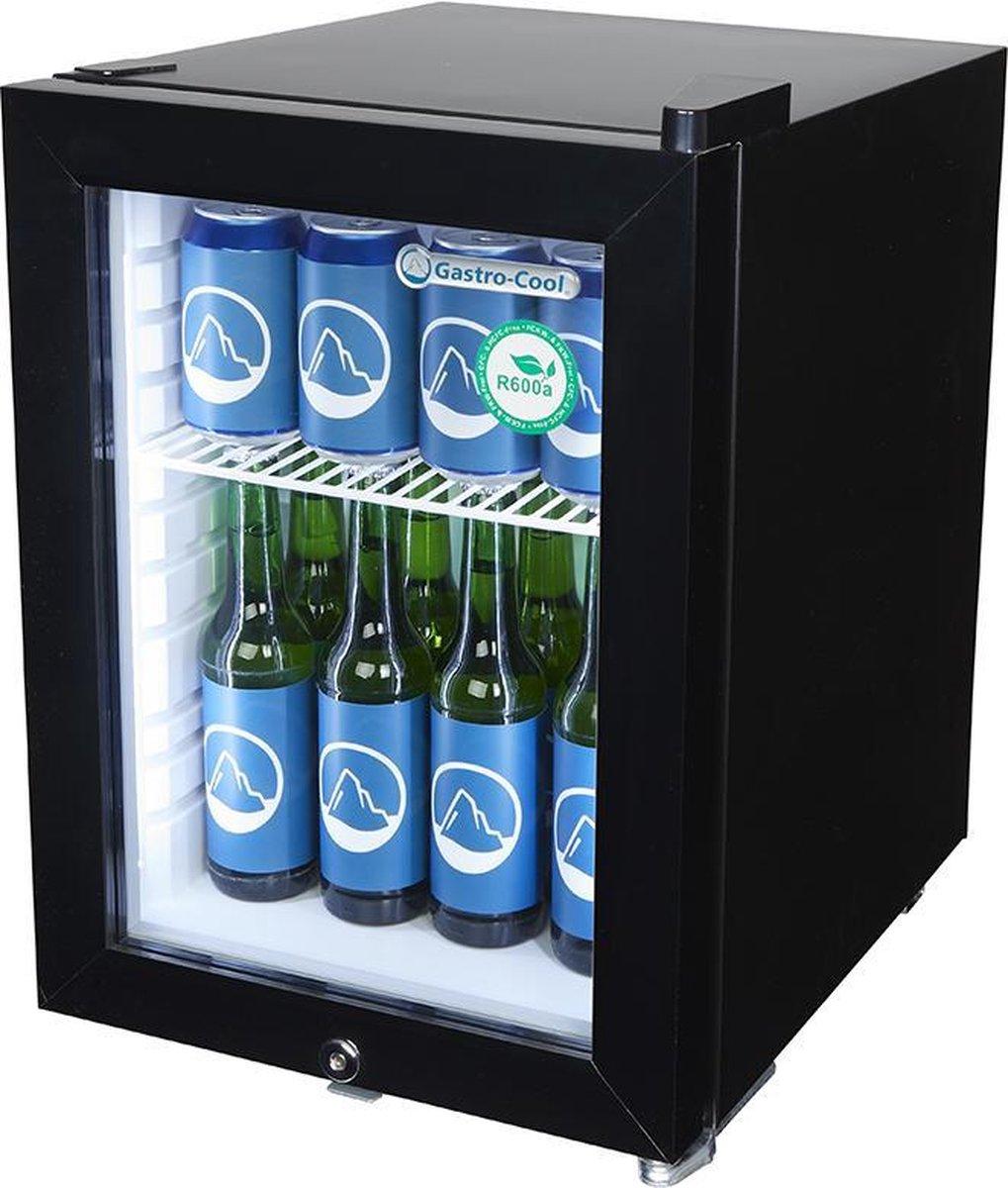 Mini koelkast voor in de mancave