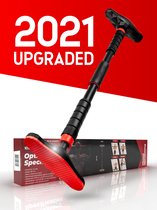 101Products® Pull Up Bar - Optrekstang Fitness - Montage zonder schroeven - Max 200kg - Inc. Montage video - Gratis E-Book