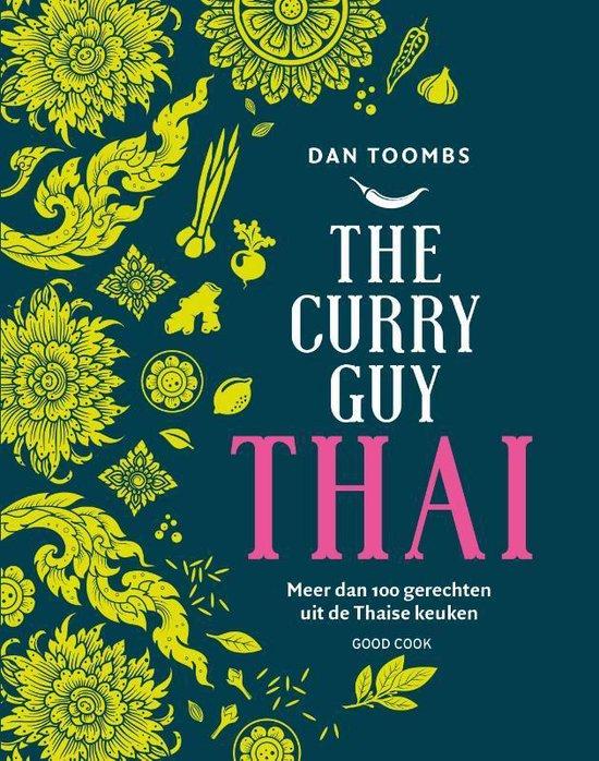 Boek cover The Curry Guy Thai van Dan Toombs (Hardcover)