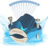 Nexibo 4000 Waterontharder met 10 Waterhardheid Teststrips - Waterontkalker - Waterverzachter - Waterleiding Magneet - 7500 Gauss