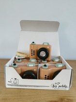 Houten fototoestel/caleidoscoop Egmont Toys Les petits