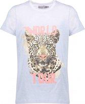Geisha Meisjes t-shirts & polos Geisha  t-shirt blauw 140