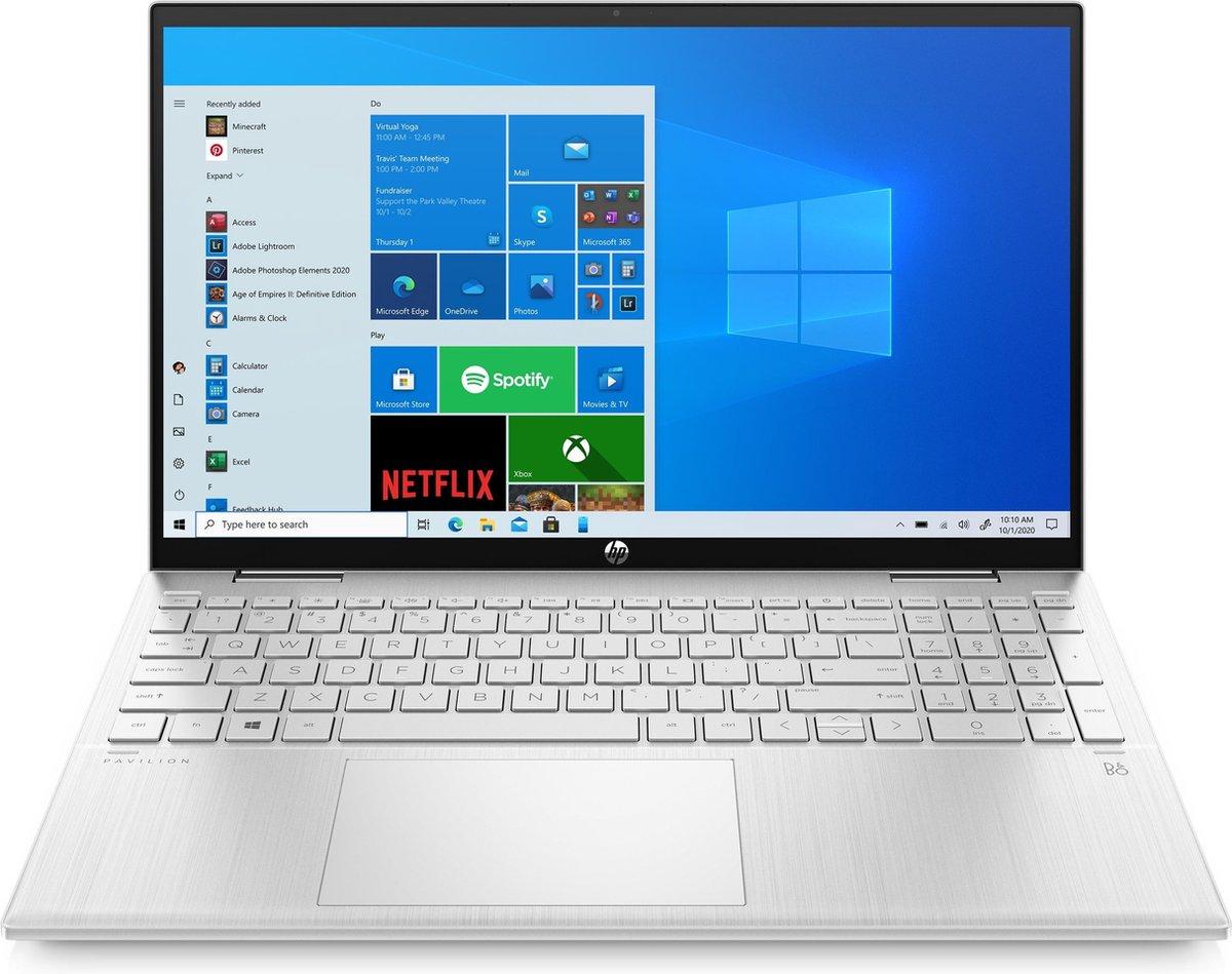 HP Pavilion x360 14-dy0210nd - Laptop Draaibaar design