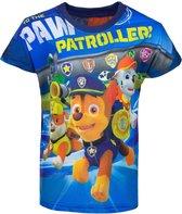 Paw Patrol - shirt - Donker Blauw - 4 jaar - 104cm