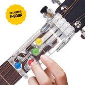 Chordbuddy - Gitaar accessoires - Gitaar leren spelen - Akoestische gitaar - Gitaarles - Elektrische gitaar - Gitaarhulp - Chord buddy