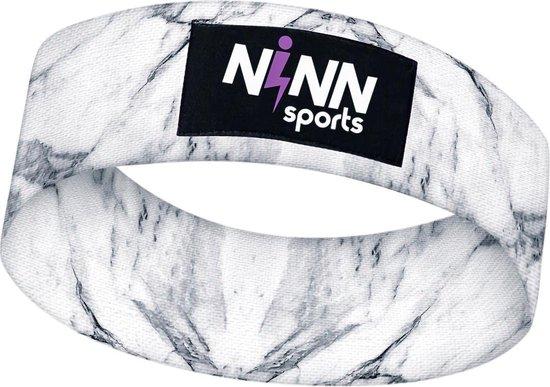 NINN Sports Weerstandsbanden set van 3 Marmer - Bootybands - Weerstandsband - Resistance bands - Fitnessband