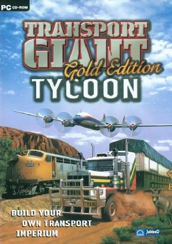 Transport Giant – Gold Edition /PC – Windows