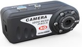 Full HD 1080P Nachtzicht Mini-camcorder Duim DV Verborgen camera recorder, Mini DVR