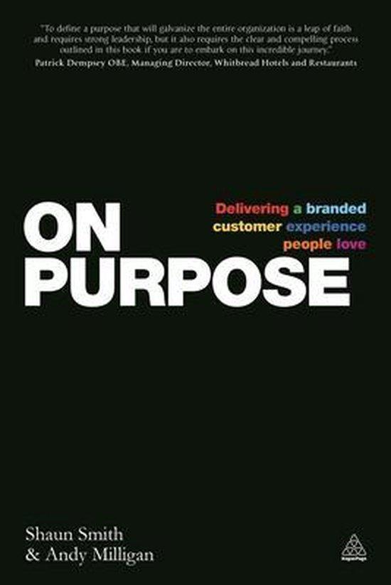 Boek cover On Purpose van Shaun Smith (Paperback)