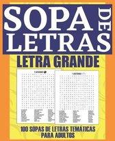 Sopa de Letras en Espanol Para Adultos Por Temas