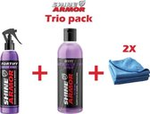 3-in-1 Shine Armor - Fortify Quick Coat +Shine Armor - Scratch repair