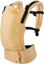 Tula Baby Draagzak Free to Grow Linen Mesa- ergonomische draagzak vanaf geboorte