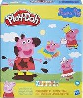 Play-Doh Peppa Pig Styling Set - Klei Speelset