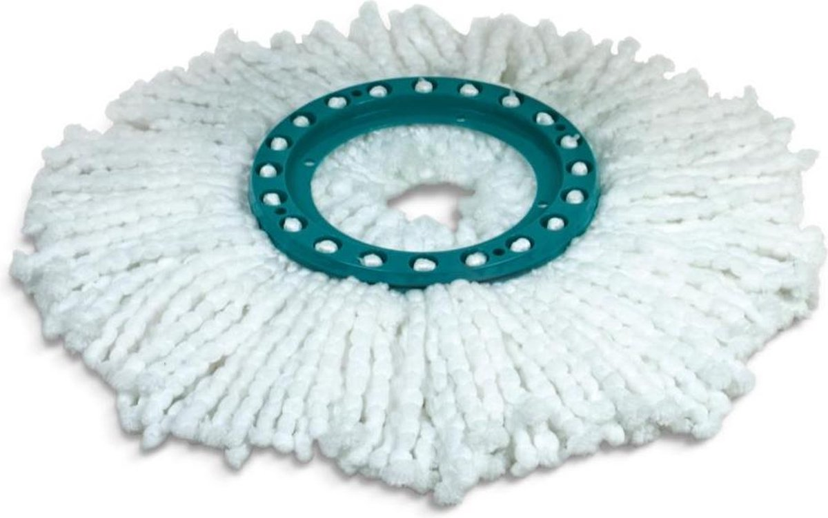 Leifheit - Clean Twist - Vervangingskop - Disc Mop