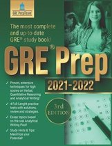 GRE Prep 2021-2022 3rd Edition: 4 Complete Practice Test + Review & Techniques + Proven Strategies for the Graduate Record Examination