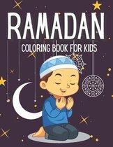 Ramadan Coloring book for kids