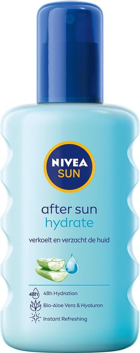 NIVEA SUN Hydraterende Kalmerende After Sun Spray - 200 ml
