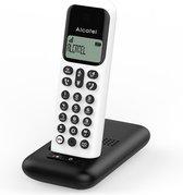 Alcatel D285 DECT-telefoon | Wit | Nummerherkenning