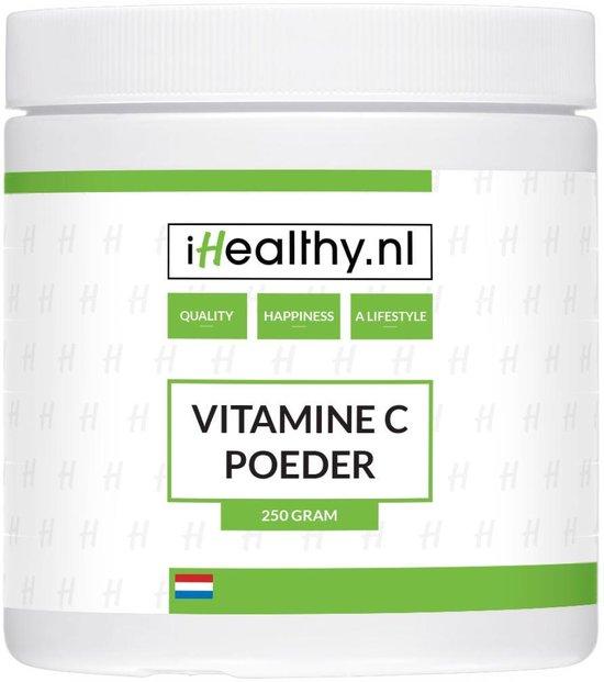 Vitamine C poeder 1000mg - 100% Puur - 250gram - iHealthy