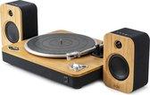 Marley Platenspeler met speakers - Stir It Up Wireless met Duo Bundel