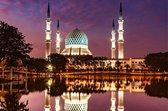 Cadeautip! | Luxe ansichtkaarten set Islam 10x15 cm | Set diverse ansichtkaarten | 24 stuks