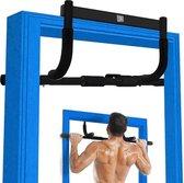 Pull up bar - Optrekstang - Push up bars - 5 in 1 Pull up Station - Crossfit Fitness Stang Pull up bar deur - Dip bar