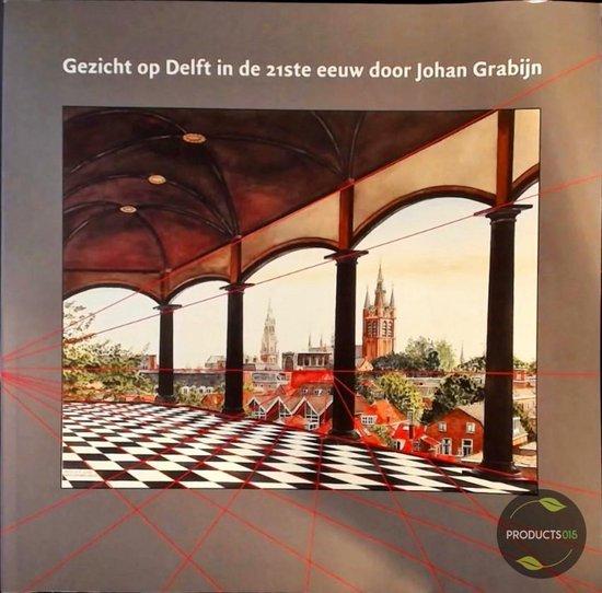 Boek cover Gezicht op Delft in de 21ste eeuw van D.H.A.C. Lokin (Onbekend)
