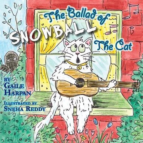 The Ballad of Snowball The Cat