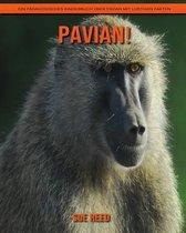 Pavian! Ein pädagogisches Kinderbuch über Pavian mit lustigen Fakten