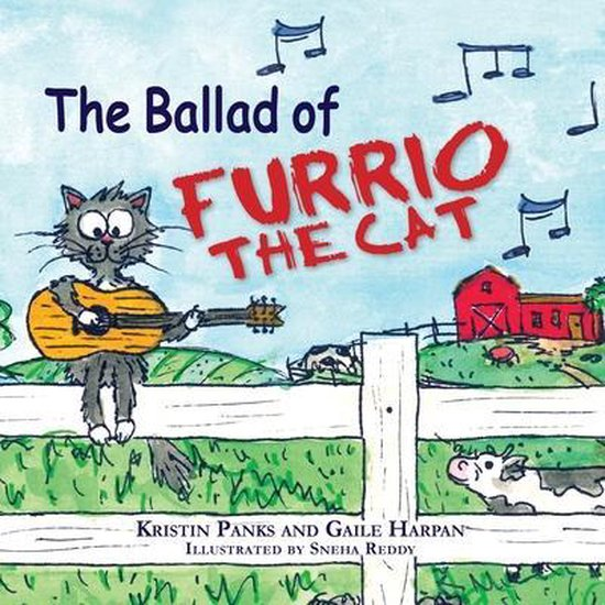 The Ballad of Furrio the Cat