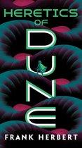 Boek cover Heretics of Dune van Frank Herbert (Paperback)