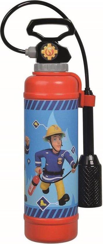 Brandweerman Sam Speelgoedbrandweerset