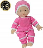 "New York City Girls Doll 11"" Asian Doll - 28cm Baby Pop"