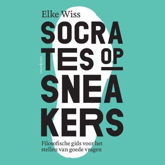 Boek cover Socrates op sneakers van Elke Wiss (Onbekend)