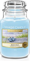 Yankee Candle 2021 Limited Edition Large Geurkaars - Beach Walk