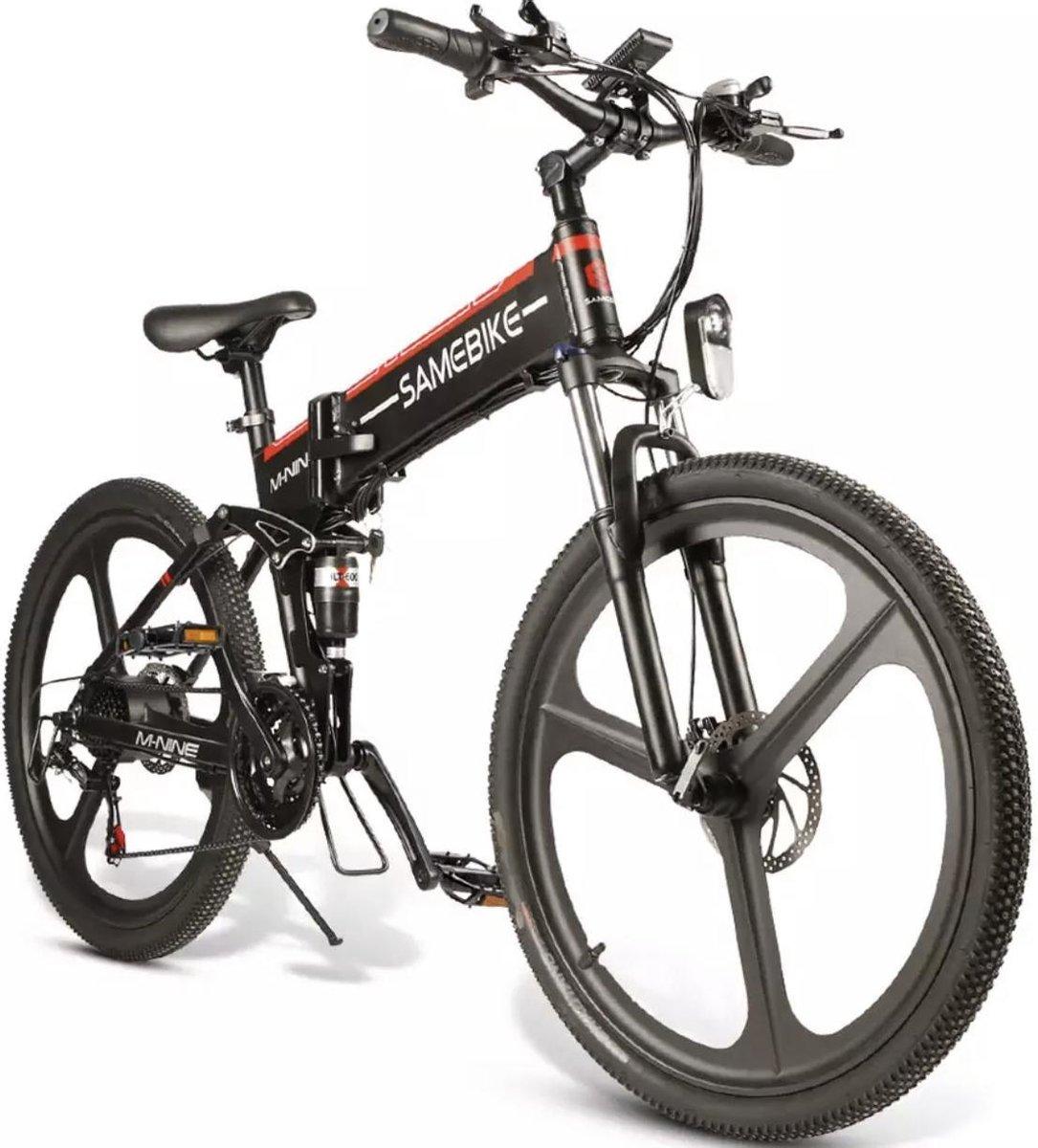 Matrix E Bike - SAMEBIKE - Elektrische Fiets - LO26 10.04 AH 48V 350W