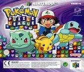 Pokemon Puzzle League - Nintendo 64 [N64] Game PAL