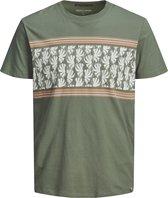 JACK&JONES JORSUNNYS TEE SS CREW NECK Heren T-shirt - Maat L