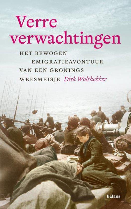 Boek cover Verre verwachtingen van Dirk Wolthekker (Paperback)