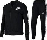 Nike Nike Sportwear Trainingspak -  - Unisex - zwart/wit