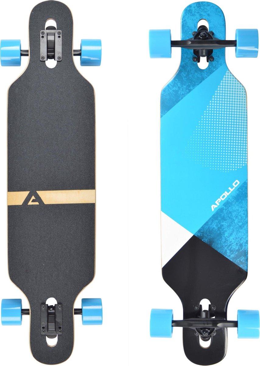 Apollo Twin Tip DT Longboard Maguro